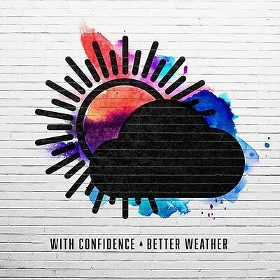 "WITH CONFIDENCE Better Weather 12"" LP Vinyl NEW"
