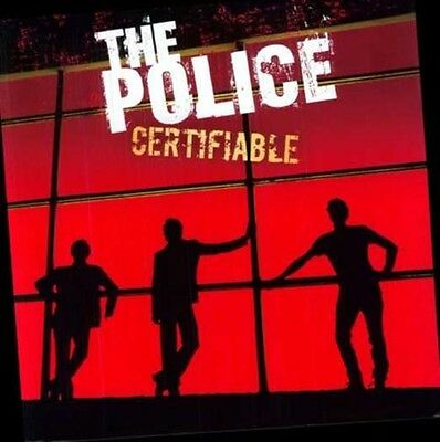 THE POLICE Certifiable LIVE Triple LP Vinyl NEW