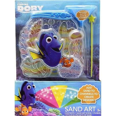 Finding Dory Sparkle Sand Art