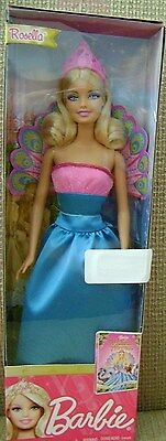 Barbie The Island Princess Rosella doll *NEW*