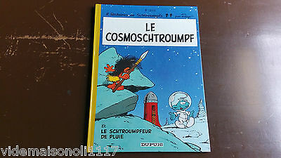 Ancienne bd 1976 le cosmoschtroumpf (to)