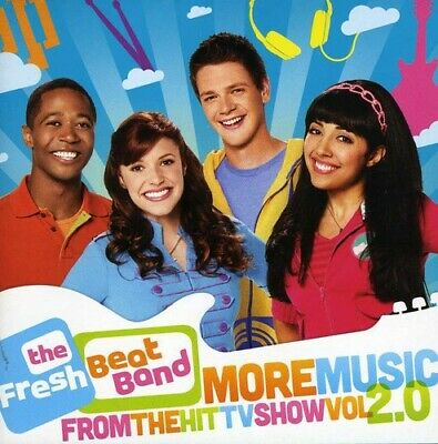 The Fresh Beat Band - Fresh Beat Band 2.0: More Music from the Hit Show [New CD]