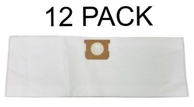 (12) Drywall Bag High Efficiency Dust Bags for Shop Vac 9067100