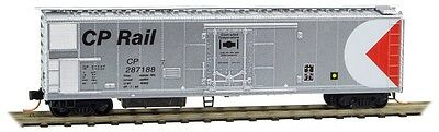 Micro-Trains MTL N Canadian Pacific 51' Rivet Side Mechanical Reefer 06900211