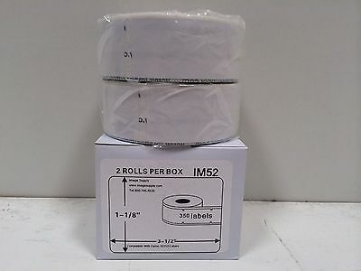 2 Rolls of 350 Address Labels For DYMO LabelWriter 450 & 450 Turbo 30252