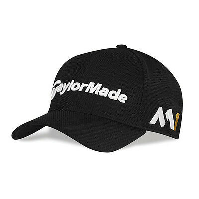 NEW TaylorMade M1/Psi New Era 39 Thirty Black Fitted L/XL Hat/Cap