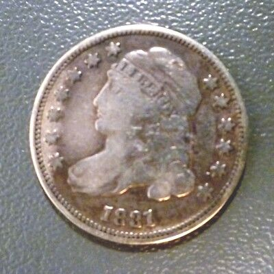 1831 Capped Bust Dime