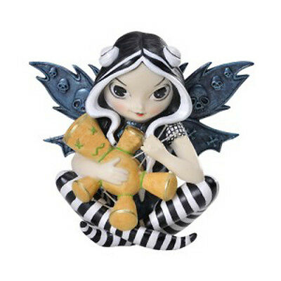 VOODOO FAERY Fairy & Doll Figurine Jasmine Becket-Griffith faerie Strangeling