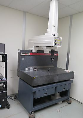 SHEFFIELD CORDAX 1808 CMM MEA Coordinate Measuring Machine W/ Renishaw MIH Probe