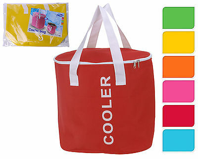 Extra Large Cooler Bag 30 Litre Insulated Cool Bag Picnics Beach Festival