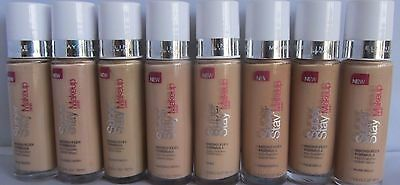 2 x Maybelline NEW Super Stay Makeup 24HR No-Transfer Pick Your Shade! Brand New