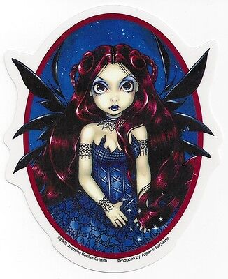 FAIRY COUNTESS Faery Sticker Car Decal Jasmine Becket-Griffith Strangeling
