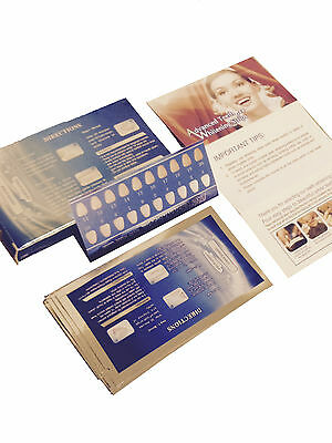 28 Strips Teeth Whitening Tooth Bleaching Kit Girls Ladies Dental /Bleaching Gel