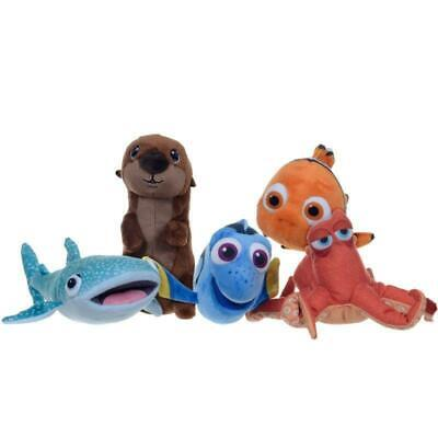 """Disney Finding Dory Soft Plush 6"""" Collectible Pixar Character Gift Toy"""