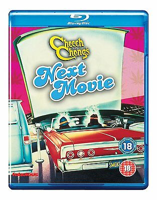 Cheech and Chong s Next Movie - Blu ray NEW & SEALED