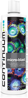 MICRO BLAST ADDITIVE FOR REEF AQUARIA 250 ml (High Quality)
