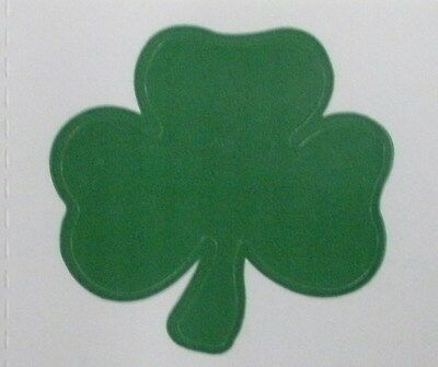 New Full Roll - Shamrock Clover Tanning Stickers