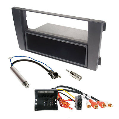 Audi A6 C5 with RNS-E+Bose 01-04 Car Radio Installation Set Cable,Adapter,