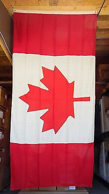 Flag of Canada Gigantic size 4ft 10in x 9ft 8in