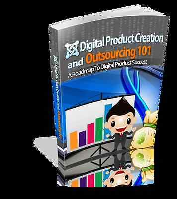 Digital Product Creation And Oursourcing 101 - A roadmap to your success (CD)