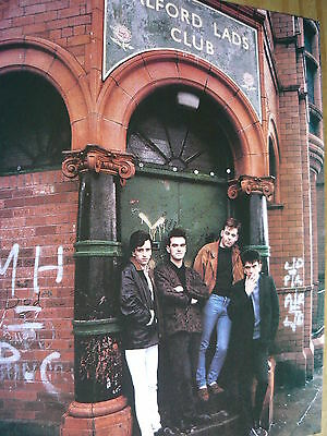 The Smiths - Magazine Cutting (Full Page Photo) (Ref T13)