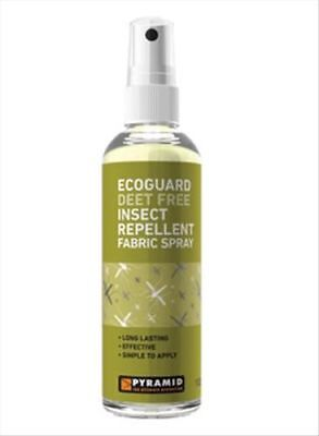 Ecoguard DEET FREE Insect Repellent Fabric Spray - 100ml