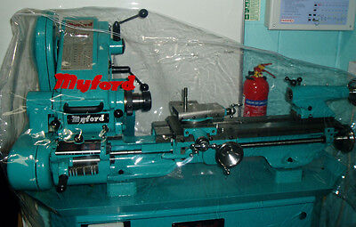 Myford Super 7 Lathe Cover Direct From Myford Ltd