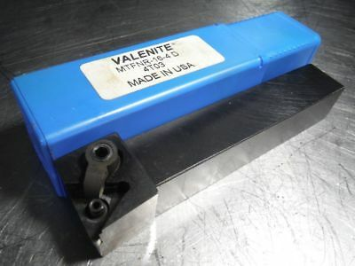 "Valenite Indexable Lathe Tool Holder 1""x1"" Shank MTFNR 16 4 D (LOC1360A)"