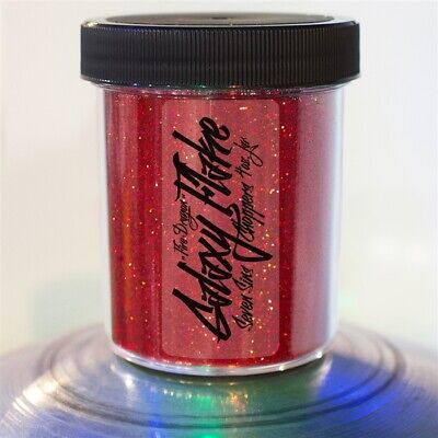 Roth Flake Trippin Rothrageous Red Chopper Hotrod Metalflake Sparkle Paint