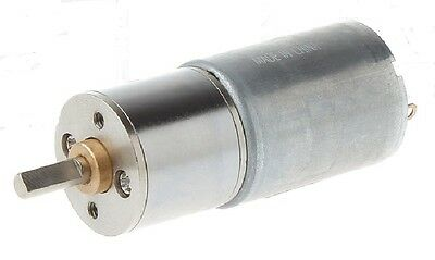 16GA DC 12V 100RPM Electric Reduction Metal Gear Motor 2.2kg-cm torque CHIP 13 B
