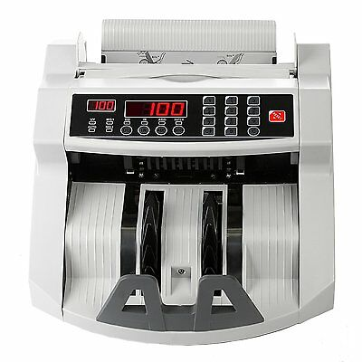 Pro Bill Cash Counting Machine W/ Counterfeit Detection, UV, MG, U.S. And Euro