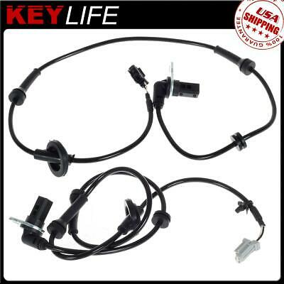For 04-08 Nissan Maxima Front Left & Right ABS Wheel Speed Sensor 2pcs ALS347