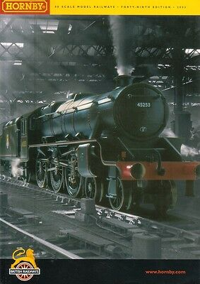 Hornby 2003 Catalogue - Edition 49