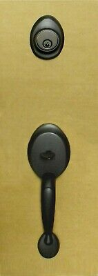 FPL Landmark Dummy Pitcher Handle Entry Set; Use with Inactive Entry Doors