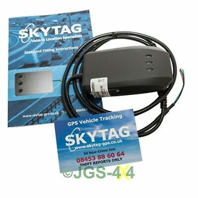 SkyTag GPS Tracker Tracking Unit Protect Your Land Rover Classic Car Sports Car