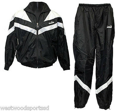 Diadora Youth Collegiate Weathersuit Training Suit Soccer New (Youth Large)