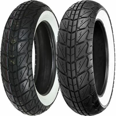 HONDA GROM 125 NEW TIRE SET 120/70-12 & 130/70-12 TIRE SET grom WHITE WALL