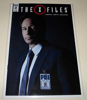 The X FILES # 2 IDW Comic   May 2016  NM  SUBSCRIPTION COVER VARIANT EDITION.