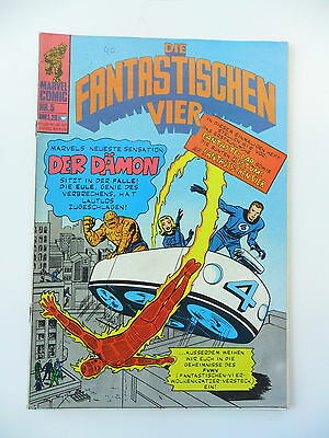 Die Fantastischen vier. Heft Nr: 5. (Williams - Marvel Comic)