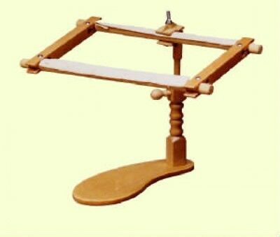 Elbesee Versatile Seat Embroidery & Tapestry Stand for Hoop or Frame (VSEAT)