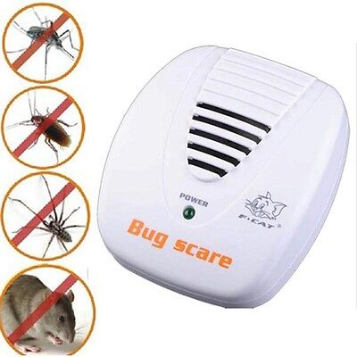 Electronic Ultraviolet Pest Control Repeller Rat Mosquito Mouse Insect