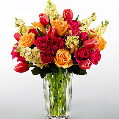 Beauty and Grace™ Bouquet by Vera Wang FRESH FLOWER DELIVERY