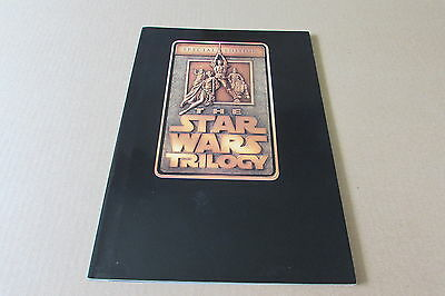 Star Wars Trilogy Ford Hamill Fisher Program From Japan (June 8)