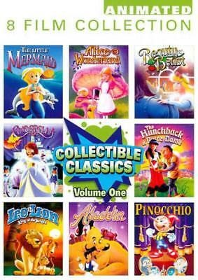 Collectible Classics: Animated 8 Film Collection, Vol. 1 Used - Very Good Dvd