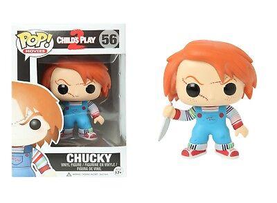 Funko Pop Movies: Child's Play 2 - Chucky Vinyl Figure Item #3362