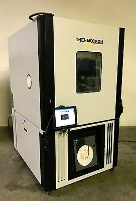 THERMOTRON SE-600-3-3 Temperature Test Chamber Environmental Humidity Year 2006