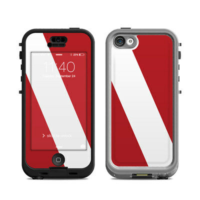 Skin Kit for Lifeproof iPhone 5c NUUD ~ DIVER DOWN ~ Decal Sticker
