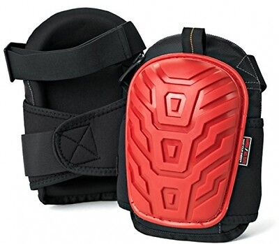 SAVE YOUR KNEES - Gel Elite Kneepads For Work and Gardening By Gamba Tools - In