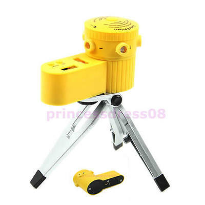 LV-06 Multi-function Portable Laser Leveler with Tripod Horizontal Line Tool