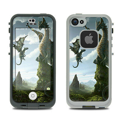 Skin Kit for LifeProof FRE iPhone 5S - First Lesson - Sticker Decal